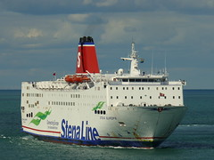 18 08 10 Stena Europe arriving Rosslare (17) (pghcork) Tags: stenaline ferry ferries carferry stenaeurope ireland wexford rosslare ships shipping