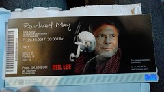 Reinhard Mey Konzert 2017 (gern.unterwegs) Tags: reinhardmey konzert wetzlar 2017 liedermacher chanson