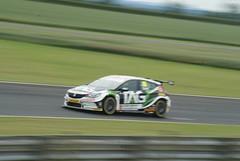 BTCC #66 Cook (mwclarkson) Tags: btcc croft circuit touring cars clio cup f4