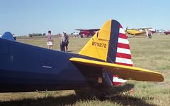 CM62: Boeing A75N1 Stearman N75272 (rritter78) Tags: stearman biplane trainer boeing a75n1