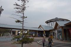 道の駅横浜 (しまむー) Tags: sony cybershot dscrx100 carl zeiss variosonnar t 104371mm 28100mm f1849 菜の花 横浜町 yokohama town
