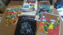 My wife just spent $5 for all of these 1st editions (Meme Genie) Tags: awesome comic comics thor xmen