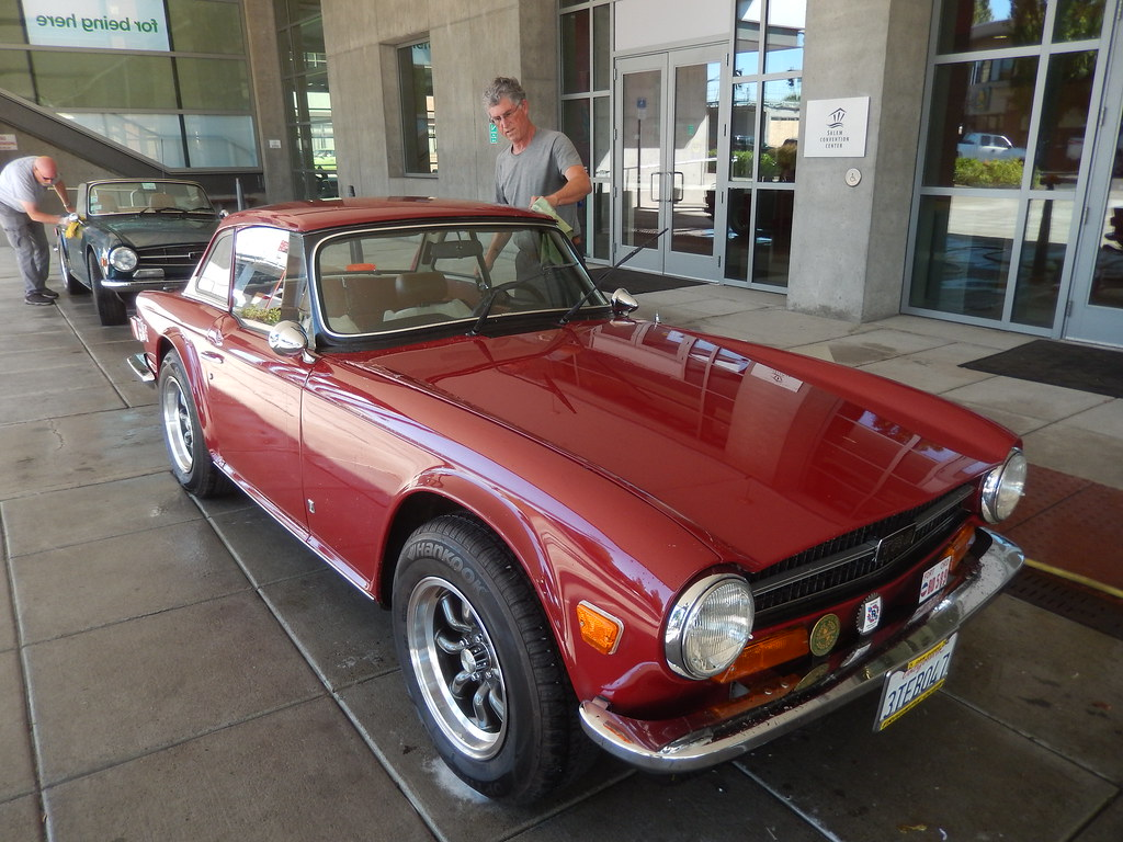 The Worlds Newest Photos Of Tr7 And V8 Flickr Hive Mind