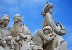 Belem, Lisbon (Williams5603) Tags: statue lisbon lisboa belem portugal