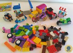 10715 Bricks on a Roll (2) (lbaixinho) Tags: lego set review classic