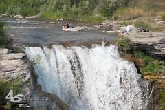 18GD3095 (wdwornik) Tags: 45pictures albertacanada lundbreckfalls tourism gwd waterfalls