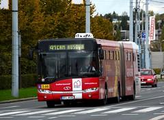 Plzeň, Sady Pětatřicátníků 19.10.2016 (The STB) Tags: veřejnádoprava bus autobus autobús busse pilsen publictransport citytransport öpnv
