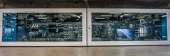 2018 - Germany - Munich - Graffiti (Ted's photos - For Me & You) Tags: 2018 cropped germany munich münchen nikon nikond750 nikonfx tedmcgrath tedsphotos vignetting munichgermany graffiti reflection wideangle widescreen mirror