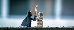 The last fight (eltrueno) Tags: ready flight listo para volar lego toy war juguete juguetes canon 60d plastic star wars la guerra de las galaxias darthvader starwars luke lukeskywalker