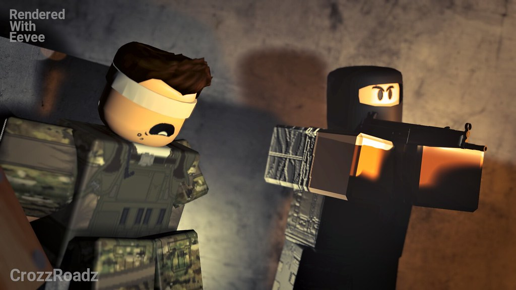 Gfx Roblox Soldier Pictures To Pin On Pinterest