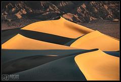 Death Lines (Aaron M Photo) Tags: 2016 aaronmeyersphotography california d800 deathvalley deathvalleynationalpark desert nationalpark nikon nikond800 november park sierranevada landscape nature sun wilderness wildernessarea dunes dune sanddune shadow sunrise mesquiteflat mesquitedunes stovepipewells stovepipe