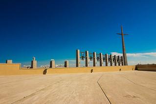 Campane e croce a San Giovanni Rotondo