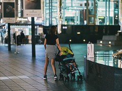 Young mum (31lucass shots) Tags: nightview sonylens fullframe sonycamera 85mm fe85f18 fe85mmf18 sonya7m2 sonya7ii sonyimages snapshot sg streetphotography streetpeople explore flickr singaporecity orchard orchardroad singaporeimages nightshooter streetsnap singapore