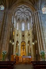 Santo Domingo de la Calzada-Catedral-Abside (dnieper) Tags: santodomingodelacalzada catedral ábside larioja spain españa