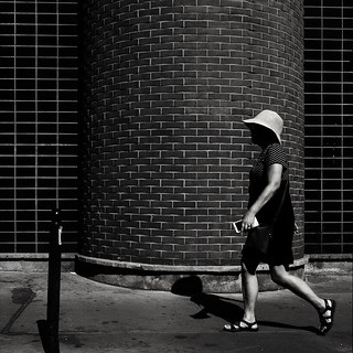 Hat ( serie black texture )