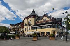 Waxholms Hotell (KL57Foto) Tags: 2018 juli july kl57foto omdem1 olympus schweden sommer summer sverige sweden vaxholm umlandstockholm schären schäreninsel schärengarten archipelago vaxön uppland waxholms hotell hotel