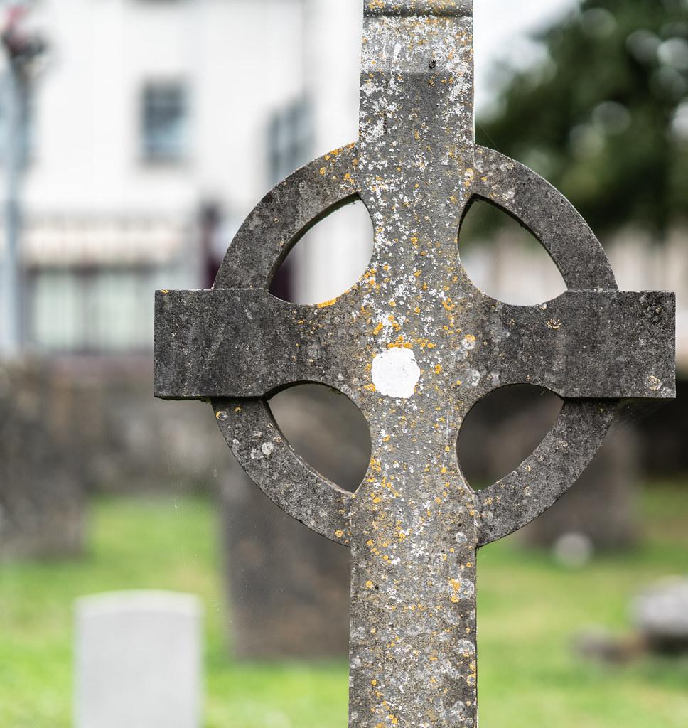 OLD CHURCHYARD KNOWN AS ST. JOHN'S [DUBLIN ROAD KILKENNY]-142899