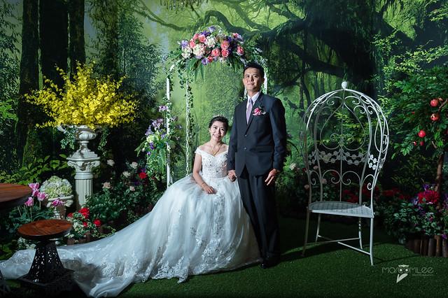 Sean&Alice-高雄皇家尊龍大飯店宴客-婚禮記錄-88