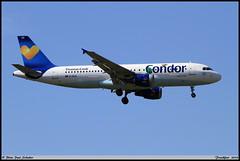 "AIRBUS A320 212 Condor ""Thomas Cook"" D-AICG 0957 Frankfurt mai 2018 (paulschaller67) Tags: airbus a320 212 condor thomascook daicg 0957 frankfurt mai 2018"