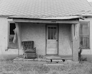 Forgotten Porch - Avondale, Colorado
