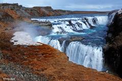 Les chutes de Gullfoss (3) (didier95) Tags: guillfoss chutesdeguillfos islande paysage cascade riviere chute
