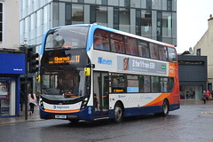 Stagecoach Western 10913 SN67XAE (Will Swain) Tags: irvine 10th march 2018 bus buses transport travel uk britain vehicle vehicles county country stagecoach western 10913 sn67xae