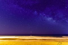 Via Láctea (lamartinedias) Tags: portosanto ferias via lactea láctea mar céu ceu estrelas noite nocturna noturna