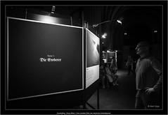 """Ausstellung """"Unser Afrika – Zum visuellen Erbe des deutschen Kolonialismus"""" (Dierk Topp) Tags: a7r africa bw hh ilce7r kolonialismus sony1635mmvariotessartfef4zaoss exposition hamburg infrared sw sony"""
