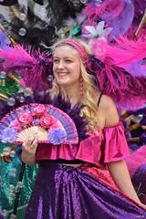 Leicester Caribbean Carnival (2018) (Nina_Ali) Tags: leicestercaribbeancarnival2018 caribbeancarnival august2018 streetparade soca costume leicester england leicestercaribbeancarnival celebration