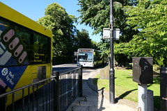 11115-03 (Ian R. Simpson) Tags: bg58oml mercedes citaro o530g firstyork parkride firstgroup first bus 11115 york yorkshire england