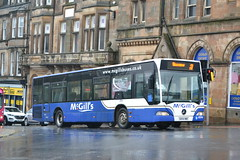McGill's 3314 GK04NWX (Will Swain) Tags: paisley 10th march 2018 bus buses transport travel uk britain vehicle vehicles county country scotland scottish north town centre mcgills 3314 gk04nwx