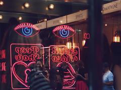 Eye Eye [32/52] (Jam-Gloom) Tags: olympusuk olympus olympusomd olympusomdem5 omdem5 omd em5 panaleica panaleica25mm panaleica25mm14 panasonicleicasummilux25mm14 panasonic leica summilux 25mm 14 25mm14 street streetphoto streetphotography soho london windowdisplay peepshow neon neons adultvideo girlsgirlsgirls eye 3252 project52 52weeks 52weekproject week project 52 weeks project522018