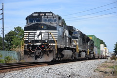 NS 211 10/1/17 (tjtrainz) Tags: ns norfolk southern 211 intermodal train doraville ga georgia division piedmont greenville district ge general electric 944cw c449w et44ac sd70acu emd electro motive