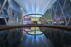 _DSC1579 (Hong Yu Wang) Tags: taiwan a73 1224g 大東文化藝術中心 kaohsiung night architecture 天花板 建築