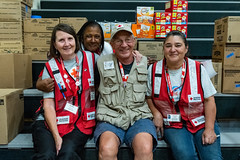 20180808.10807 (Red Cross Gold Country Region) Tags: americanredcross redding shastacollege shastacounty shelter