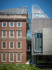 Sackler Building (Tina Westcott) Tags: james stirling harvard sackler museum