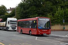 Stagecoach London 36306 (LX56EAA) on Route R7 (hassaanhc) Tags: stagecoachlondon stagecoachgroup stagecoach alexander dennis adl enviro enviro200 e200