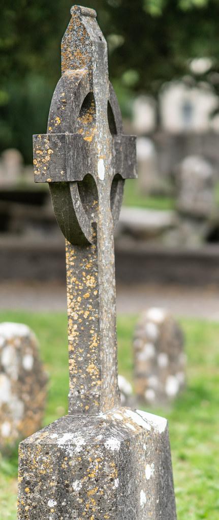 OLD CHURCHYARD KNOWN AS ST. JOHN'S [DUBLIN ROAD KILKENNY]-142901
