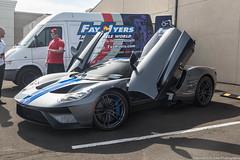 2017 GT (Hunter J. G. Frim Photography) Tags: supercar colorado 2017 ford gt american gray silver stripes v6 turbo fordgt 2017fordgt hypercar