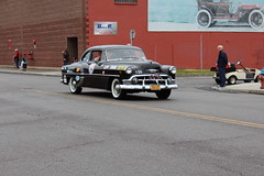 Great Race 2018 Buffalo NY to Halifax NS 062 (swi66) Tags: greatrace2018buffalonytohalifaxns ford mustang chevy chevrolet mopar nova chevelle impala monte carlo studebaker porche vw karman ghia hudson peerless riley buick olds oldsmobile vista cruiser pickup corvette mercedes gloria amc international pontiac firebird packard blues brothers dodge dart lincoln antique classic rally falcon ranchero hornet saab