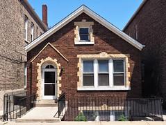 1634 W. 18th Place (Brule Laker) Tags: chicago illinois pilsen caf chicagoarchitecturefoundation walkpilsen