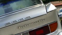 BMW 2000 CS (vwcorrado89) Tags: bmw 2000 cs 2000cs automatic coupe