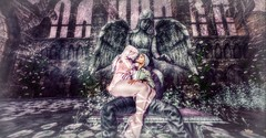 Kiss me Guardian (linpelazzi) Tags: signature stealthic truth bamse letre pinkfuel kc maitreya stone garden romantic daddy babygirl kiss cynful luxrebel naberius aitui deadwool spell heartcore maline code5 izzies guardian