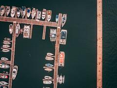 DJI_0175 (tom_acton) Tags: plymouth devon turnchapel mayflower mayflowermarina sea water boats mountbatten ocean