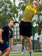 reach for the sky (dream/imagination) Tags: speed shutter sports frisbee rain fast action expressions olympus omd em10 micro four thirds mirrorless germany mzuiko digital 45 mm color colour bokeh