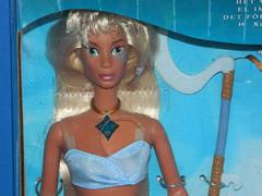 Disney - Atlantis - Crystal Princess Kida (Mattel 2000) - close up (Nexira) Tags: disney atlantis kida mattel 2000