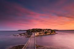 La Perouse, Botany Bay, Sydney (FPL_2015) Tags: laperouse bareisland sydney nsw australia landscape sunset ocean seascape sony163528gm sonya7riii