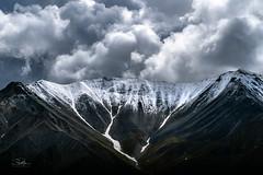 Cauldron (TierraCosmos) Tags: denalinationalpark mountain snowypeak clouds eielsonvisitorcenter denaliparkroad landscape alaska