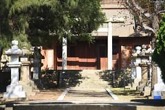 苗栗・通霄神社 ∣ Tongxiao shrine・Taiwan (Iyhon Chiu) Tags: 苗栗 通霄 tongxiao township taiwan 台灣 神社 shrine 鳥居 miaoli