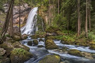 *Gollinger Wasserfall @ Schwarzbach*